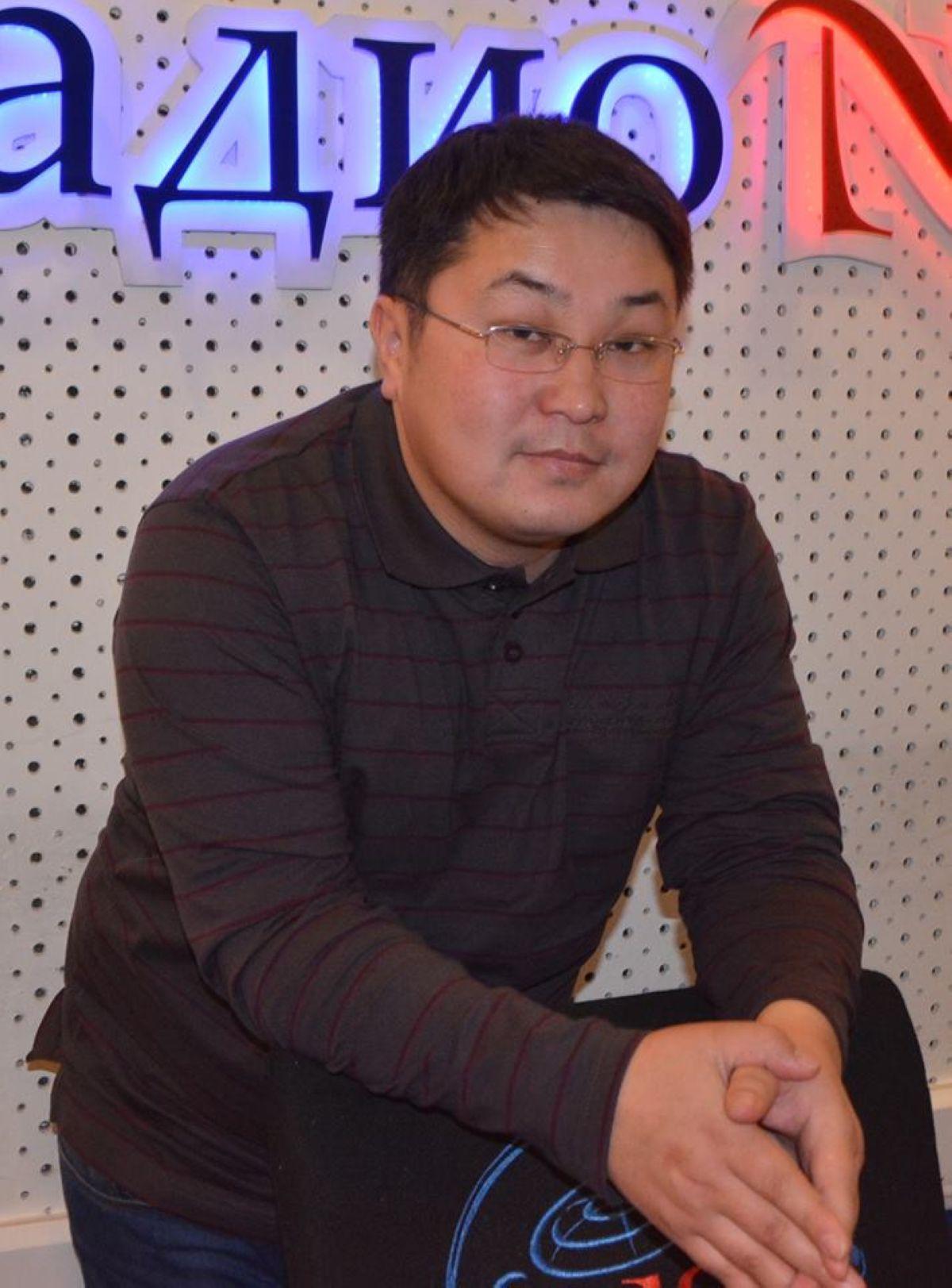 Photo of Жәнібек ҒАЛЫМ