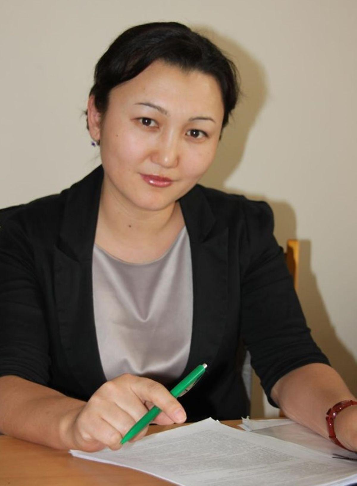 Photo of Гүлбиғаш ОМАР