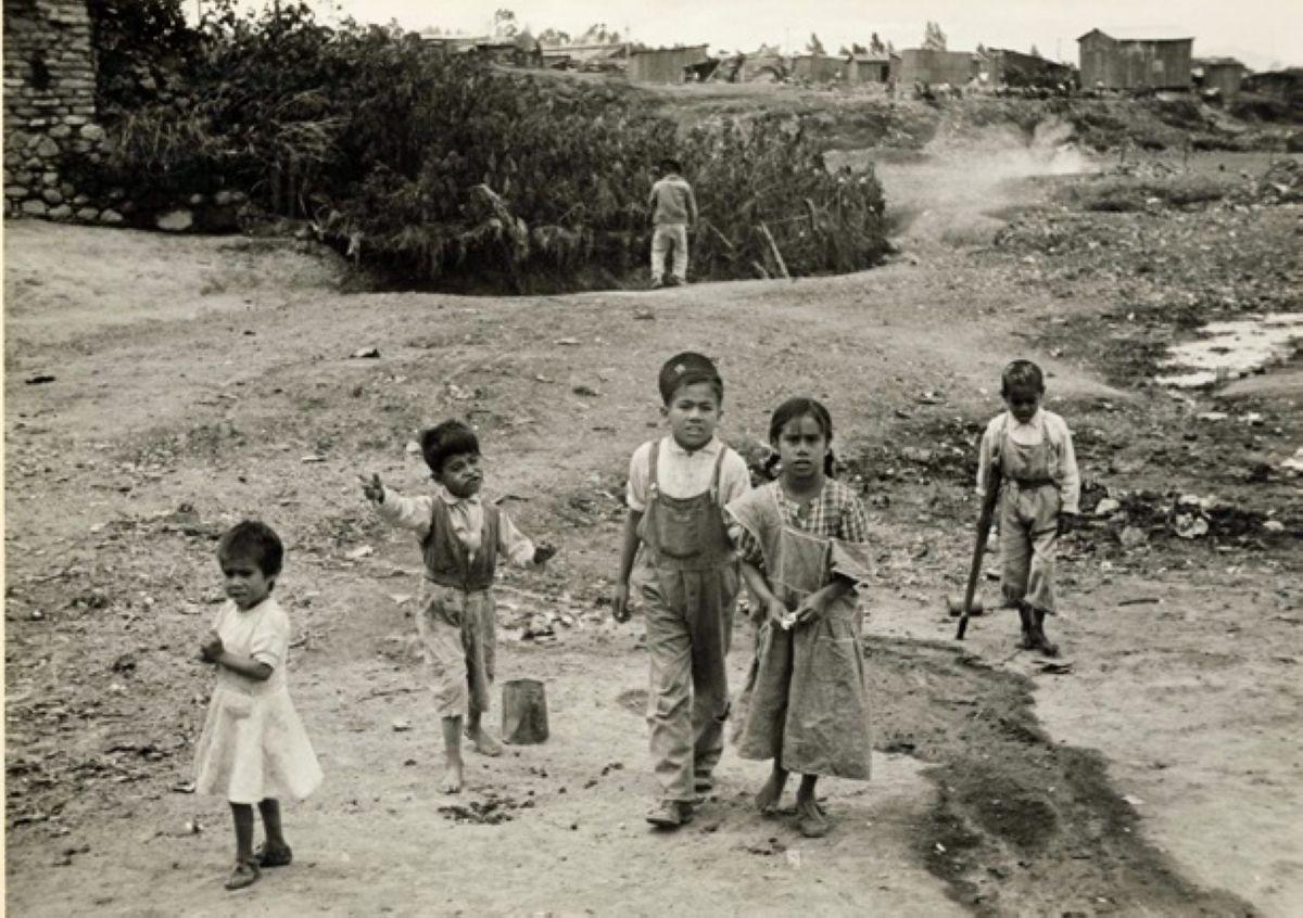 Mexico Five Children