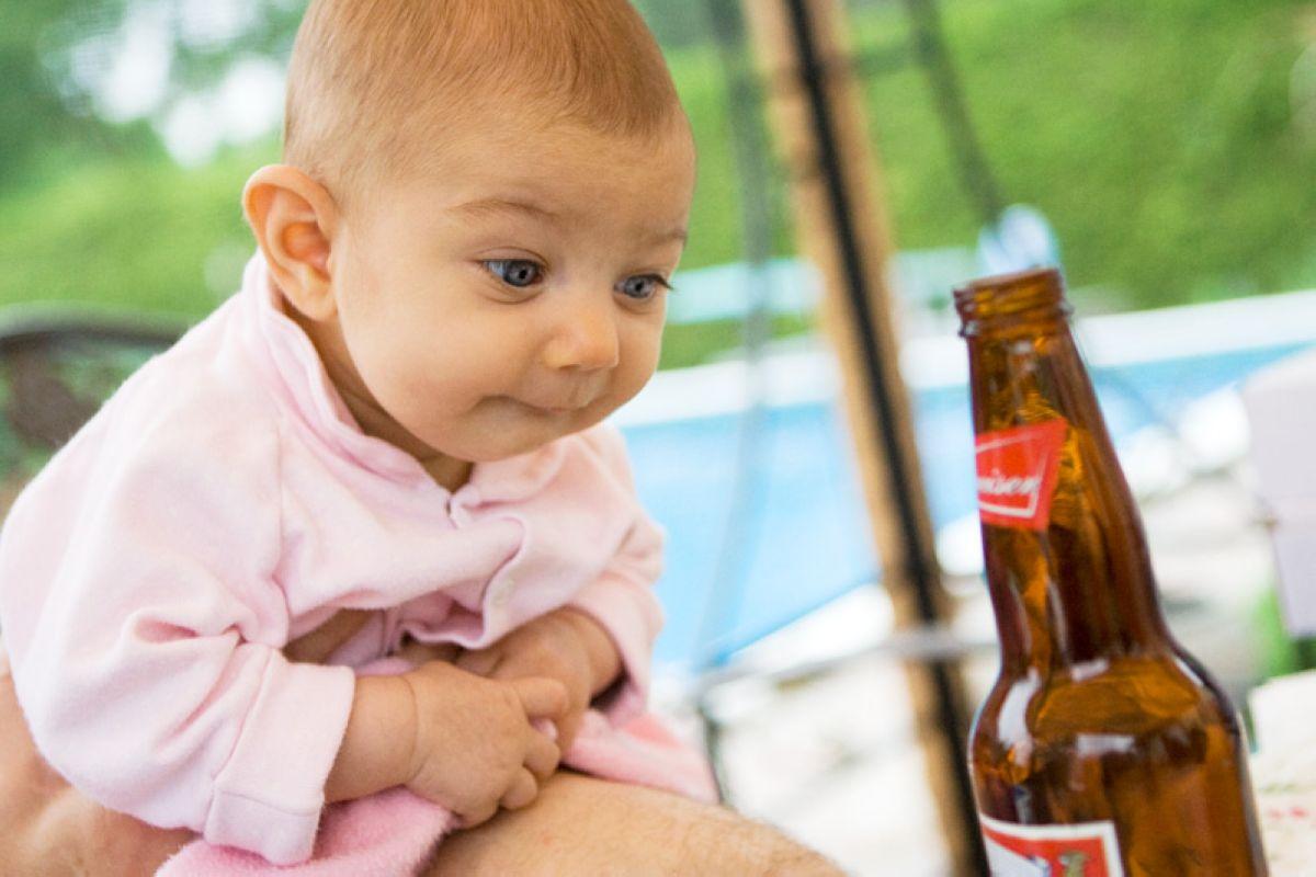 Prodazha piva detjam