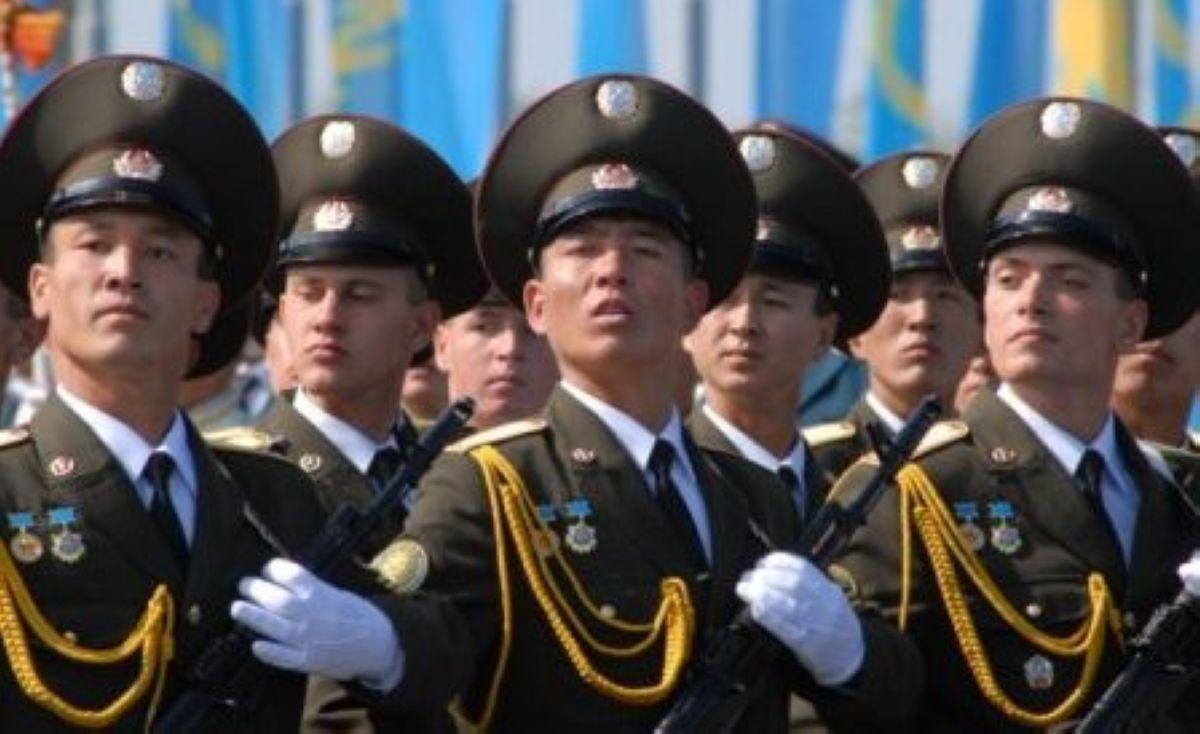 Cazacstan caruly cushter