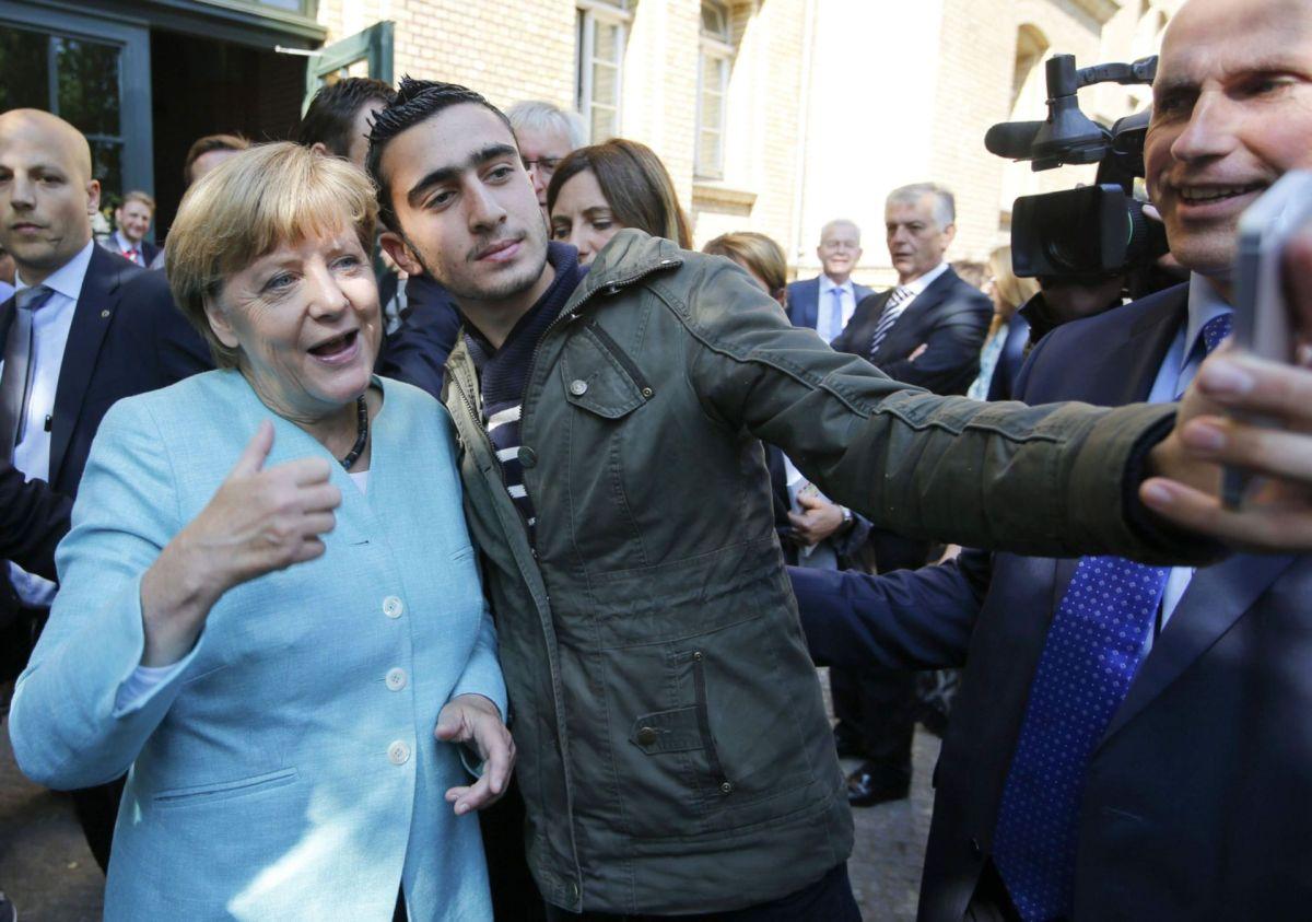 Merkel Bezhency