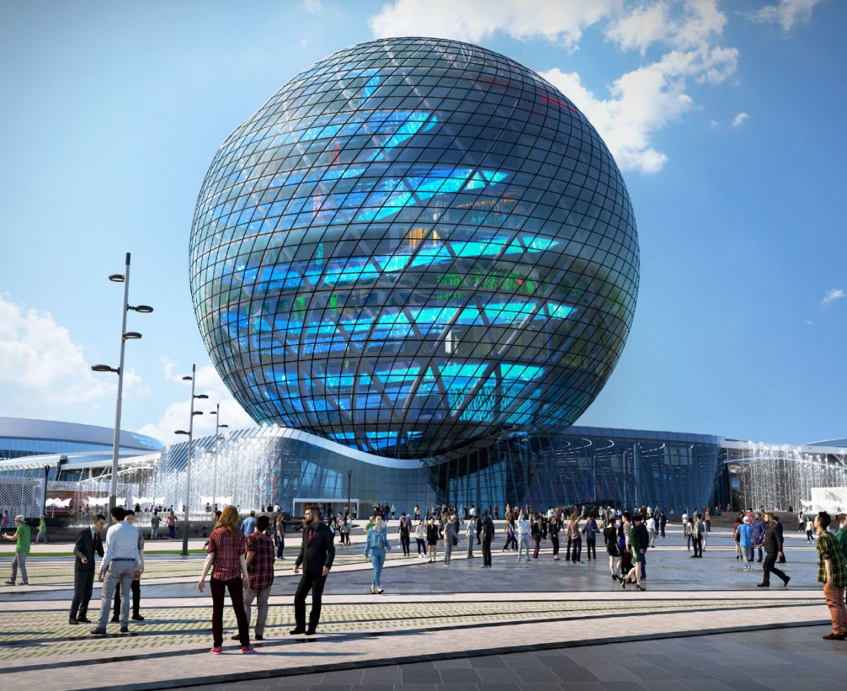 EXPO Museum Future Energy