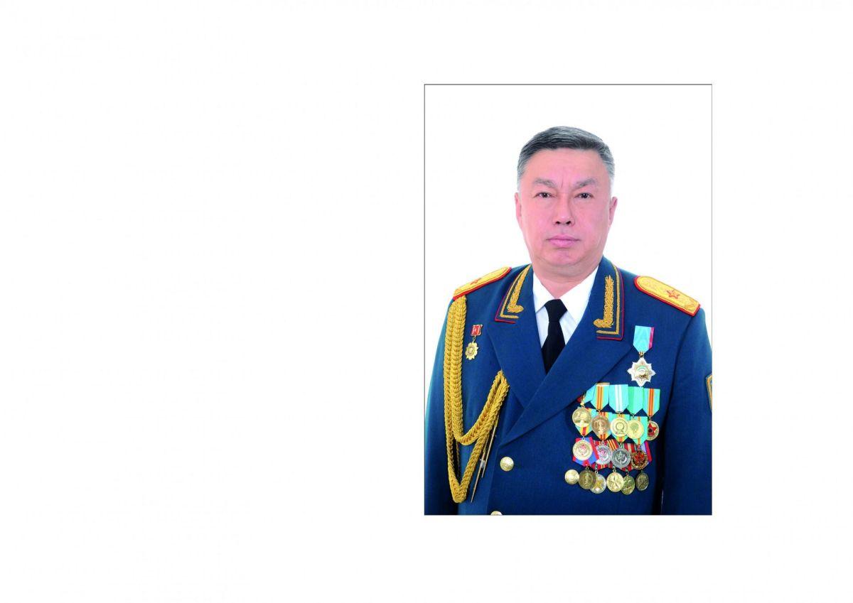 g n. m r Seraliev