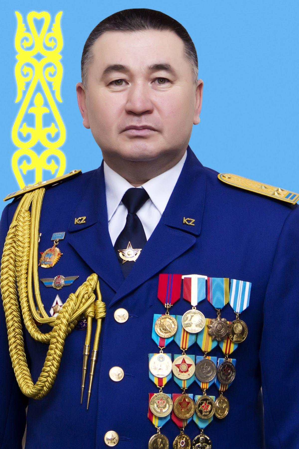 polkovnik M stabekov AD