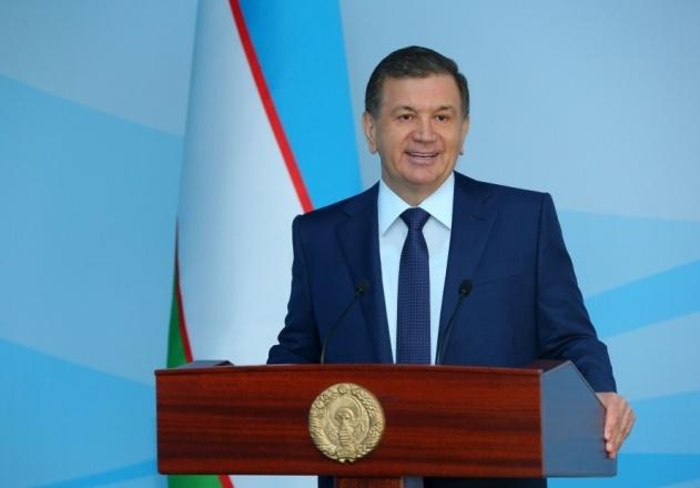 Mirziyoyev ruscha material