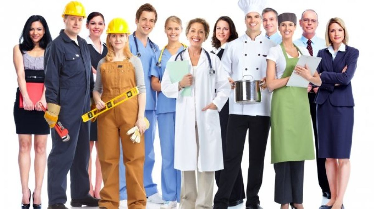bigstock Group of industrial workers I 36495217