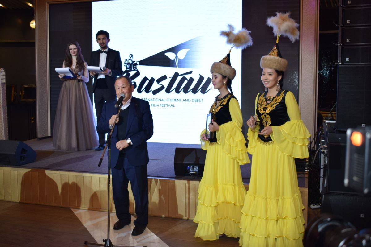 Prezident festivalya Sergej Azimov