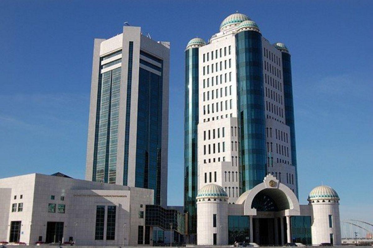 v kazakhstane proydet sovmestnoe zasedanie obeikh palat parlamenta parliament astana