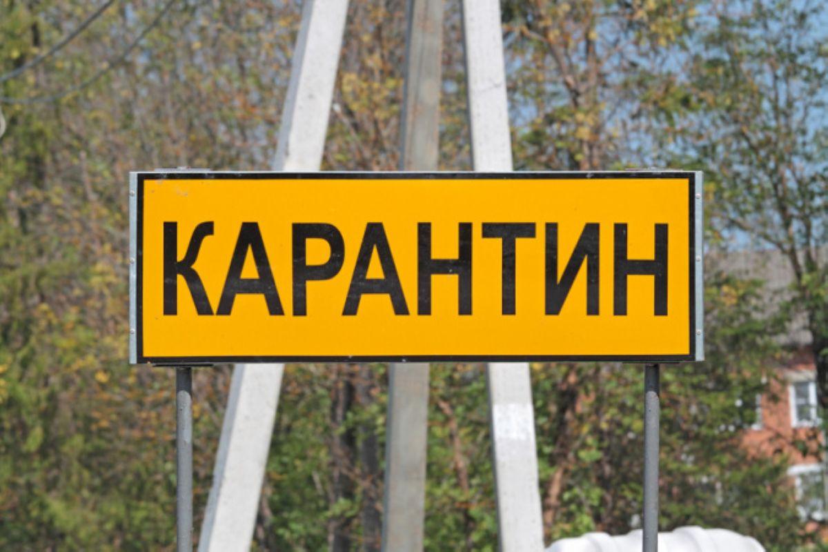 Karantin vvoditsya v Turkestanskoy oblasti   BaigeNews.kz  1