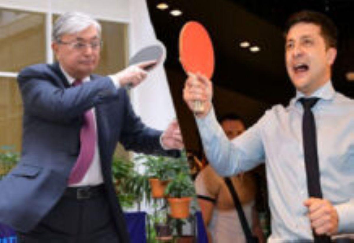 Теннис ойнауды ұнататын президенттер