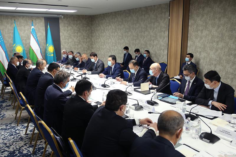 Асқар Мамин Өзбекстан Республикасының Премьер-Министрімен кездесті