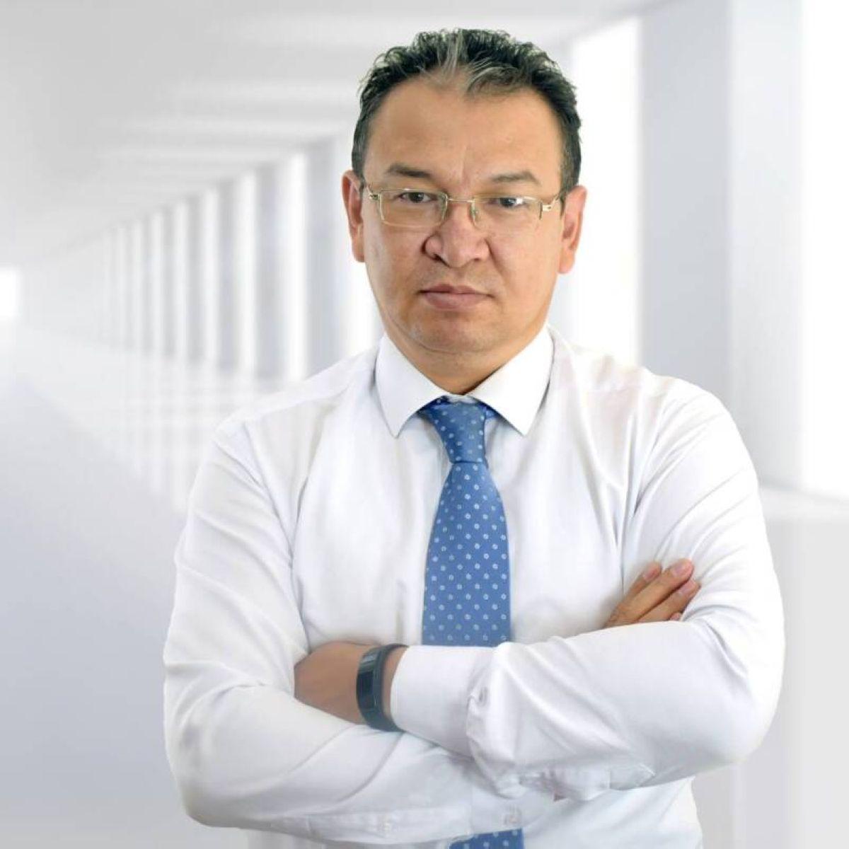 serik mukashev