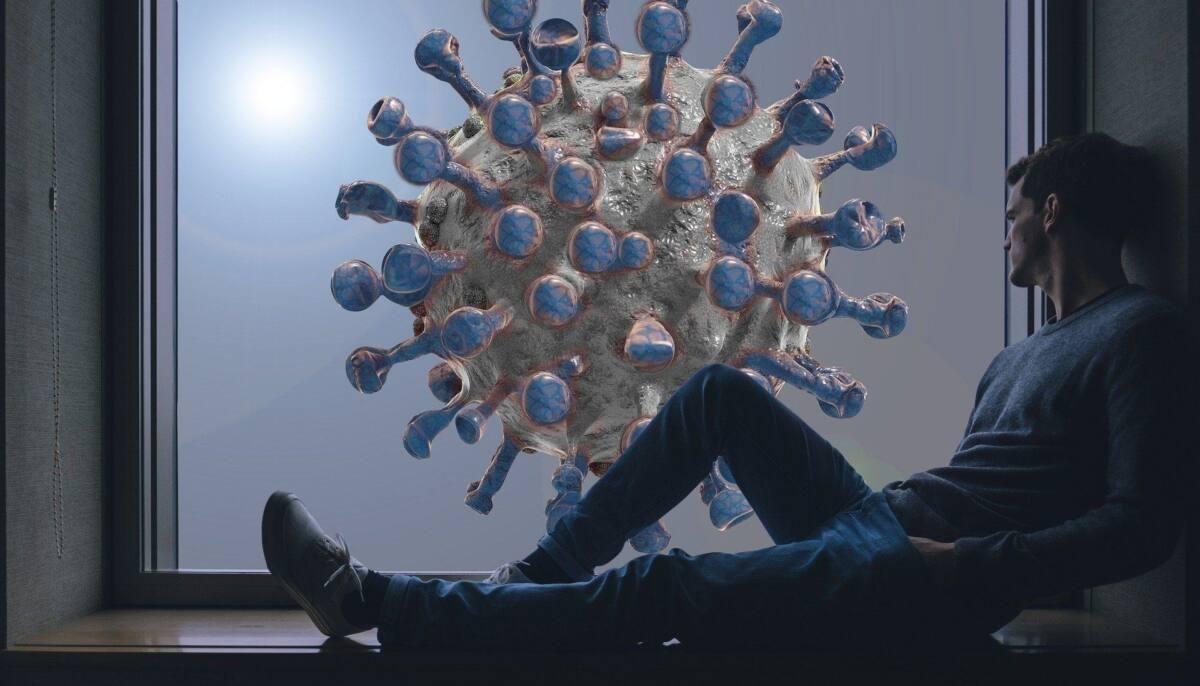 psihika koronavirus