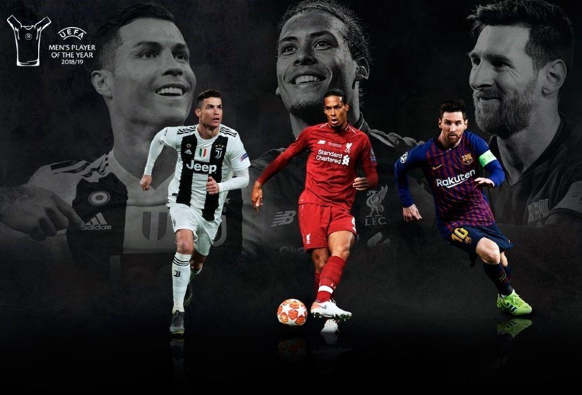 Лучший футболист года