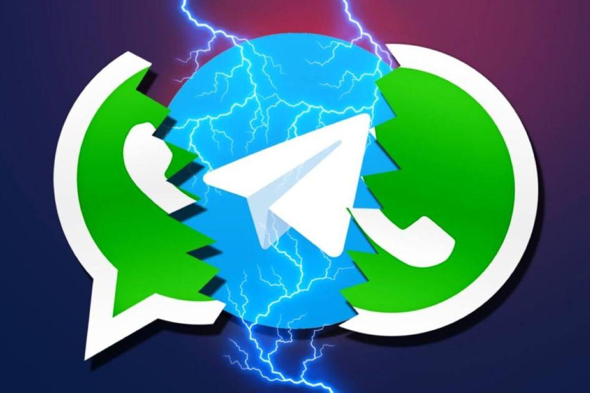 whatsapp viber telegram 22
