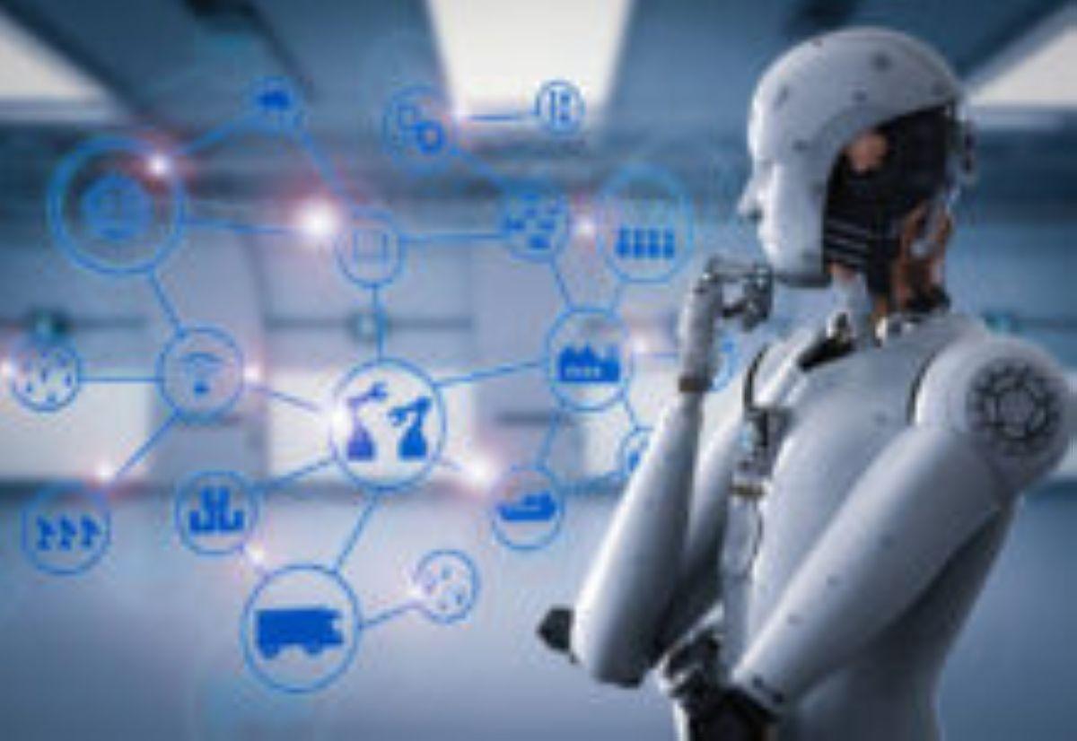 automation robot phonlamaiphoto