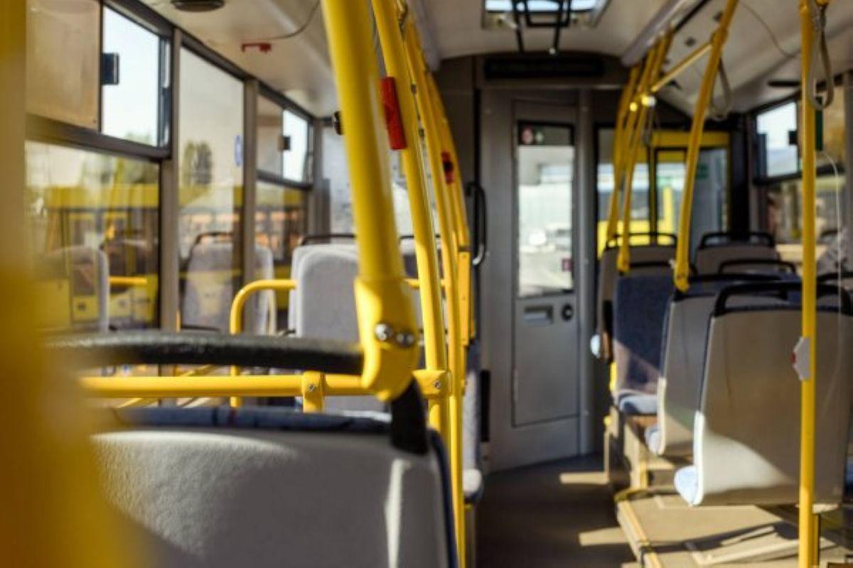 depositphotos 169735172 stock photo city bus interior