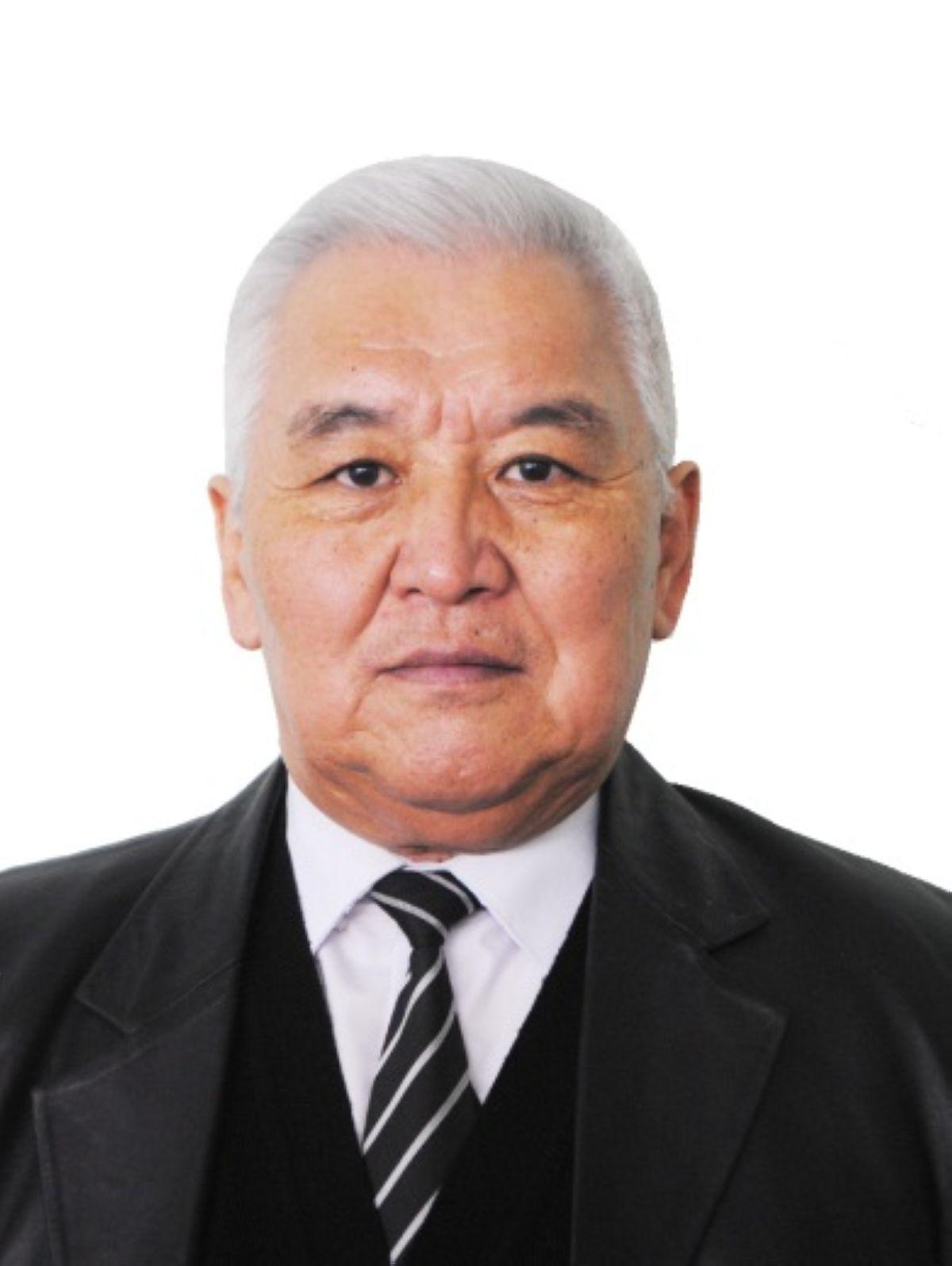 Kyrgyzbay Begimbekov