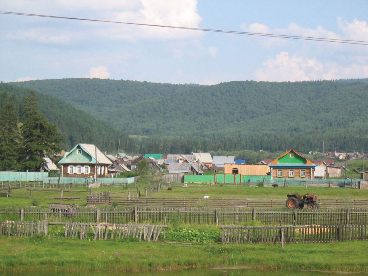 bashkir village.777
