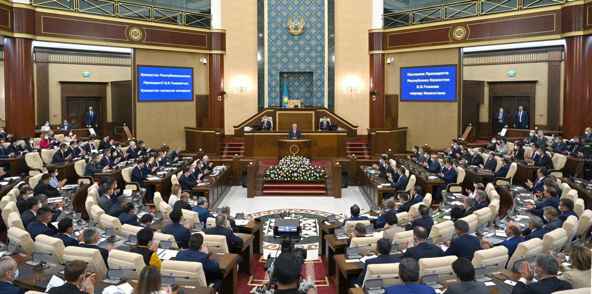 Мемлекет басшысы Қасым-Жомарт Тоқаевтың Қазақстан халқына Жолдауы