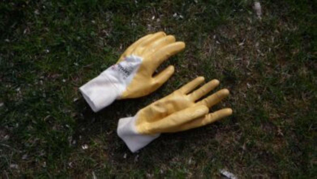 work hand glove lawn clothing garden gardening protection gloves gardeners work gloves gardening gloves 1129364